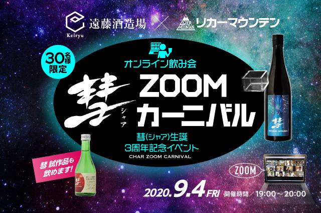 彗 ZOOM カーニバル